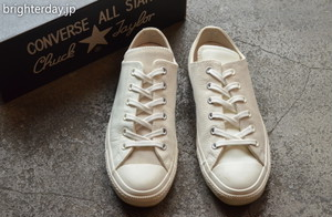 ENGINEERED GARMENTS × BEAMS ×CONVERSE ALL STAR 100 OX