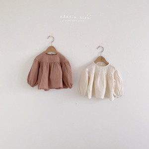 【予約販売】Bella blouse〈aladin kids〉