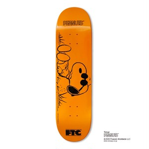 FTC x PEANUTS® JOE COOL DECK 8.25 -GOLD-