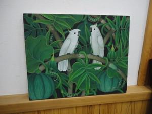 バリ島 絵画 ラバ