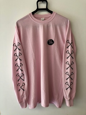 OPENER Long Tshirts light pink(送料込み)