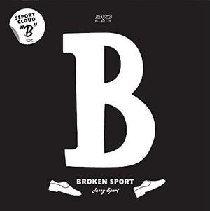 """【残りわずか/DVD】Broken Sport (Jazzy Sport) - 5 Sport Cloud """"B"""""""