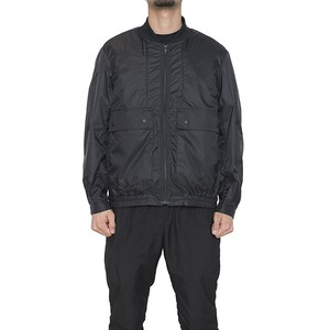 Best Pack Nylon ripstop travel blouson Black BP18S-BL01