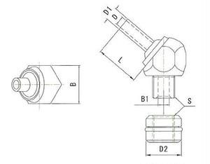 JTAT-16-1/8-30 高圧専用ノズル