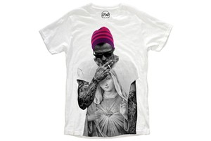 SPEND (スペンド) Tシャツ メンズ SAINT イタリアブランド