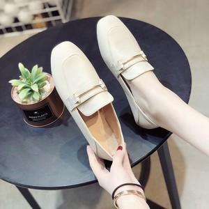 【小物 】定番シンプル ファッション レトロ パンプス25558173