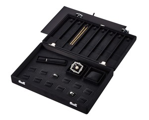 リング・ネックレス収納ケース 外販・持ち運び用ケース AR-597
