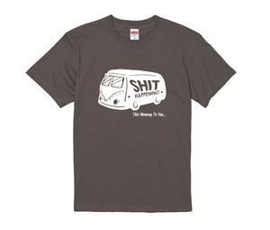 【Tシャツ】SHIT HAPPENING LAST TOUR FINAL限定Tシャツ