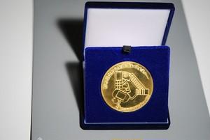 都市鉱山メダル