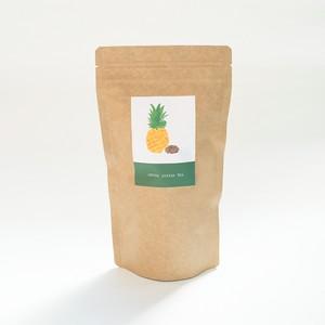 ジャポネアナナスティー(ほうじ茶パイナップル)