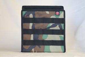 Pocket ポケット *Largeサイズ* 【Woodland Camo】 ラビットスクーター HARAMAKI用