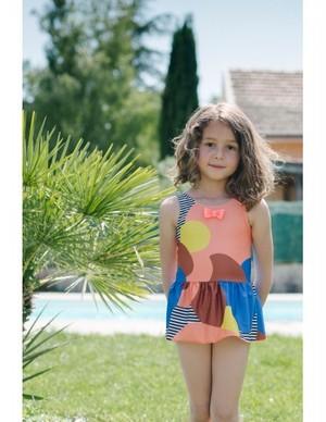 【20SS】ゾジオ(ZOZIO) Flareswimwear[S / M / L ]enogu pink 水着 スイムスーツ