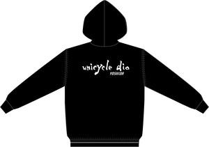 【ONLINE STORE限定】Dr吉田が作るあなたの名前入りオリジナルパーカー(黒)