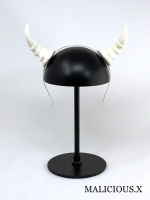 horn accessory / devil A(white)