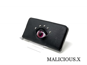 eye wallet / magenta