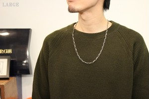 INDIAN JEWELRY ナバホチェーンネックレス Ⅰ