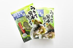らうす昆布羅〜メン 1袋(10〜20個ご注文)