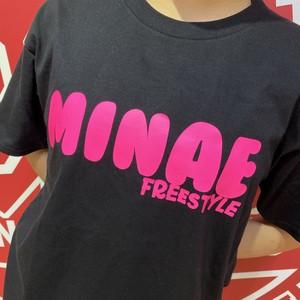 【数量限定】MINAE'S FREESTYLE TEE -NEON- 2020 for KIDS