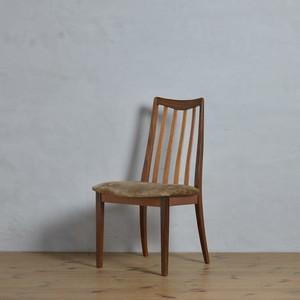 G-Plan Dining Chair / ジープランダイニングチェア【B】〈モダン・ダイニング・椅子・ミッドセンチュリー・北欧・アンティーク・ヴィンテージ〉112316