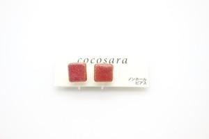 佐賀県特許技術「光彩上絵」ノンホールピアス 5