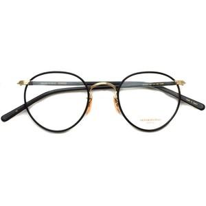 OLIVER PEOPLES オリバーピープルズ / OP-78R / G/BK ブラック-ゴールド