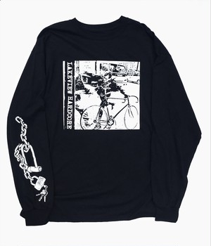 "CUT CATS COURIER ""Long Sleeve Thirts"""