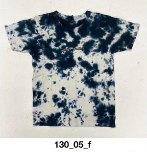 タイダイTシャツ【130サイズ】No.5