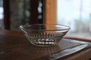 【カンナカガラス工房◆村松学】◆◆◆鉢*透明◆◆⁂