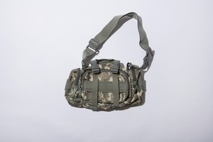 ACU CAMO SHOULDER BAG