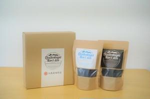 "seaweed ‶nori"" 2種類(しお・ブラックペッパー)★ギフトボックス・手提げ袋付き"