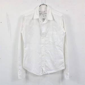 Frank&Eileen / フランクアンドアイリーン   RON HERMAN別注 BARRY コーデュロイスキッパーシャツ   XXS   ホワイト   レディース