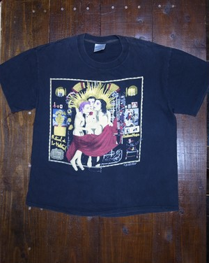 90's JANE'S ADDICTION Ritual de lo Habitual Concert Tour Rock T-Shirts(黒)XL