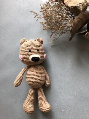 TEDDY BEAR TUFFY(Baby toly)