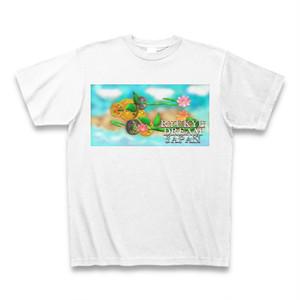 「機会と植物の融合」Tシャツ