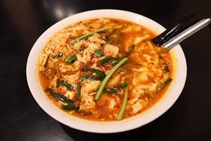 辛麺1食分
