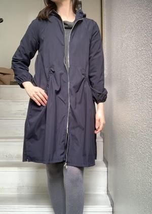 【Imported no brand】ギャザーディテールスプリングコート(531-282)