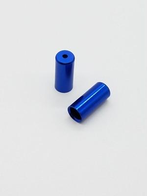 GIZA PRODUCTS(シフト用)カラーアウターキャップ10個セット(ブルー)