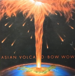 【LP】BOW WOW/Asian Volcano