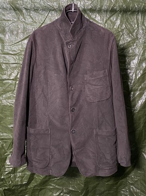 AW1999 C.P COMPANY MOLESKIN TAILORED JACKET