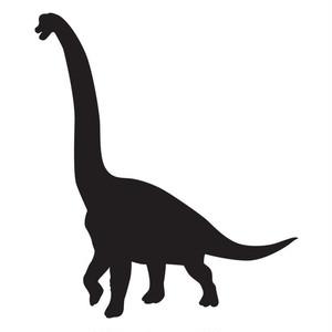 ブラキオサウルス  H15×H130mm