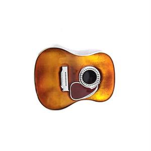 ギター アコースティックギター アコギ ギブソン系 サンバースト バックル ベルト 単品 479