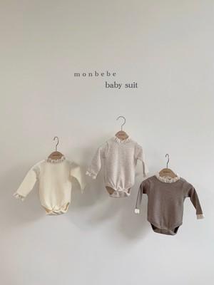 monbebe / レーススーツ