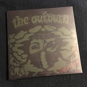 THE OUTBURN / departure (CD)