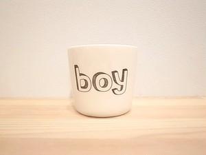 フリーカップ boy / 男の子