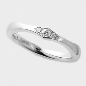 PORTADA BABY RING AIRE(LADY'S MODEL)SV925( ポルターダ ベビーリング アイレ レディースモデル シルバー925 ダイヤモンド)