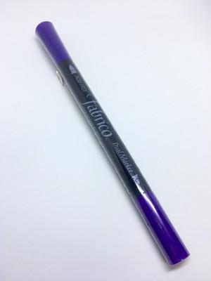 Tsukineko Fabrico Marker Peony Purple