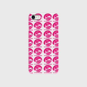 SEXPERIENCE iPhone case pink