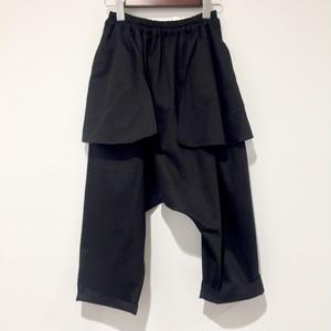 -shovel-【+R】Circus Pants (ブラック)