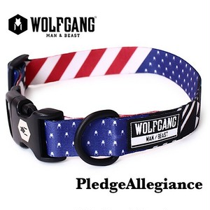 WOLFGANG PledgeAllegiance Sサイズ 首輪 (ウルフギャング  プレッジアリジェンス)