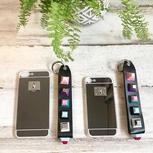 【即納】ブロックストラップ i phone case☆